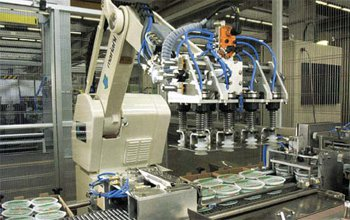 Роботы — укладчики