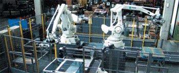 Роботы — укладчики заказать