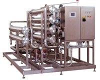Установка нанофильтрации для переработки сыворотки методом мембранных технологий