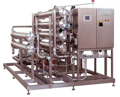 Установка нанофильтрации для переработки сыворотки